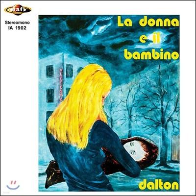 Dalton (달튼) - La donna e il bambino / Il vuoto [7인치 투명 블루 컬러 Vinyl]