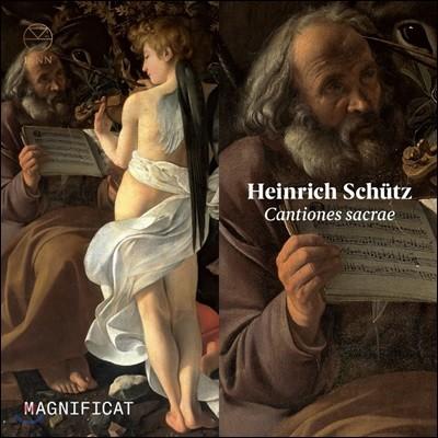 Magnificat 마니피카트 25주년 기념앨범 - 쉬츠: 칸치오네스 사크레 (Schutz: Cantiones sacrae)