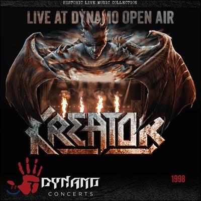 Kreator (크리에이터) - Live at Dynamo Open Air 1998