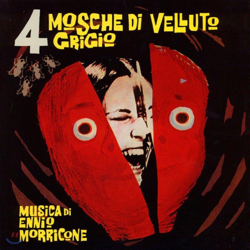 벨벳 위의 네 마리 파리 영화음악 (4 Mosche Di Velluto Grigio OST by Ennio Morricone) [LP]