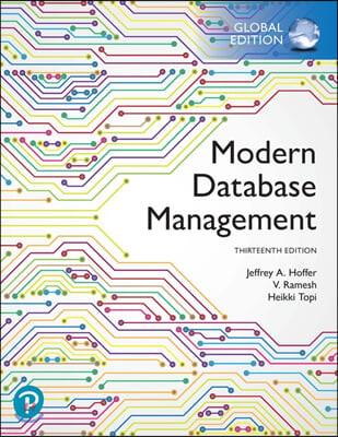 Modern Database Management, 13/E (GE)