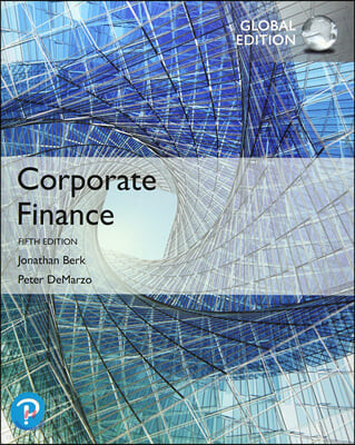 Corporate Finance, 5/E