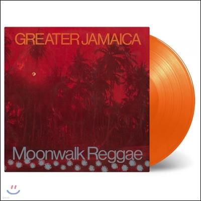 Tommy Mccook And The Supersonics (토미 맥쿡 앤 더 슈퍼소닉스) - Greater Jamaica Moonwalk Reggae [오렌지 컬러 LP]