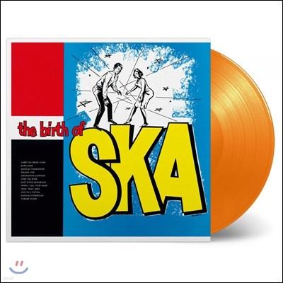 초기 스카음악 모음집 (The Birth of Ska) [오렌지 컬러 LP]