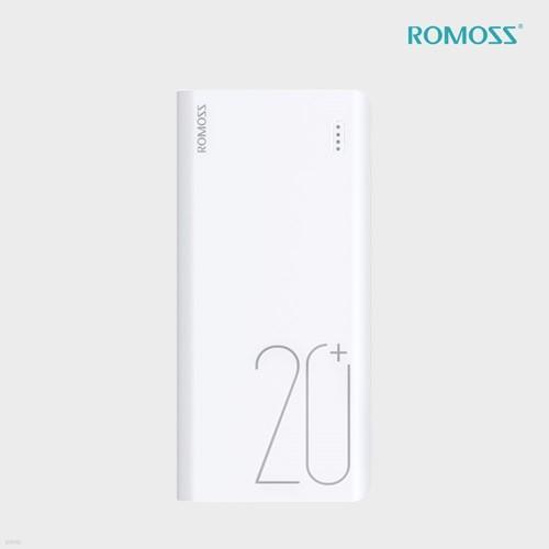 로모스 SENSE6 PLUS 고속충전 보조배터리 20000mAh