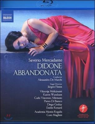 Alessandro De Marchi 사베리오 메르카단테: 오페라 '버림받은 디도네' (Saverio Mercadante: Didone abbandonata)