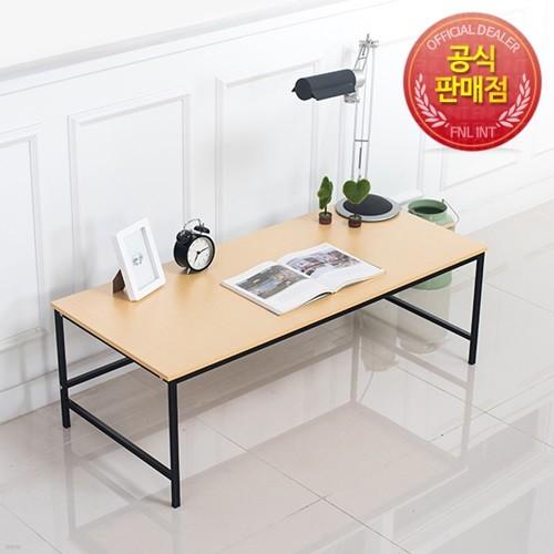 라꾸라꾸 일자형 좌식책상 테이블