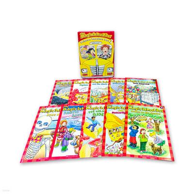 The Magic School Bus : Science Readers Box #1