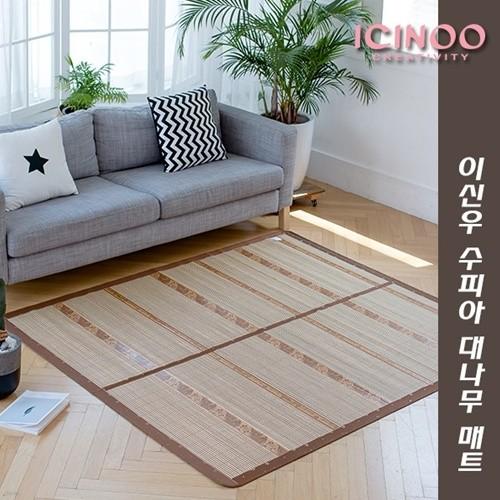이신우] 수피아 대나무자리 (K-180×200cm) PCN-1040K