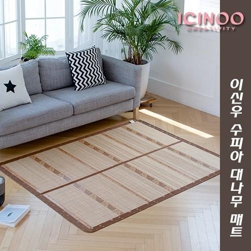 [이신우] 수피아 대나무자리 (Q-150×195cm) PCN-1040Q