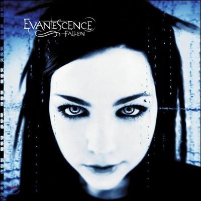 Evanescence (에반에센스) - Fallen [투명 컬러 LP]