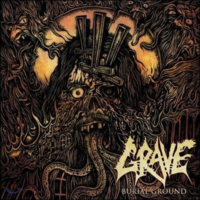 Grave (그레이브) - Burial Ground (Explicit)