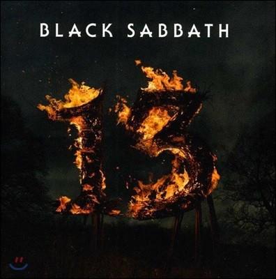 Black Sabbath - 13 블랙 사바스 정규 19집 [오렌지 컬러 2LP]