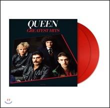 Queen (퀸) - Greatest Hits [레드 컬러 2LP]