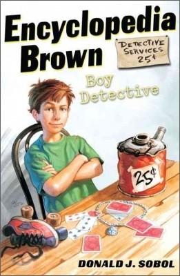 Encyclopedia Brown #1 : Boy Detective