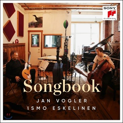 Jan Vogler / Ismo Eskelinen 첼로와 기타 연주집 - 얀 포글러 (Songbook)