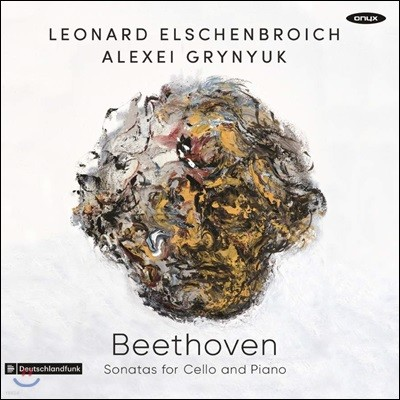 Leonard Elschenbroich 베토벤: 첼로 소나타 전곡집 - 레오나드 엘센브로이흐