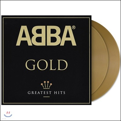 Abba (아바) - Gold: Greatest Hits [골드 컬러 2LP]