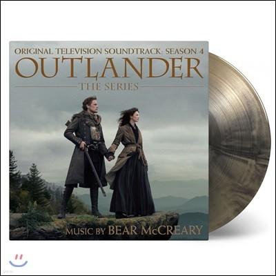 아웃랜더 시즌 4 드라마음악 (Outlander Season 4 OST by Bear McCreary) [골드 & 블랙 컬러 2LP]