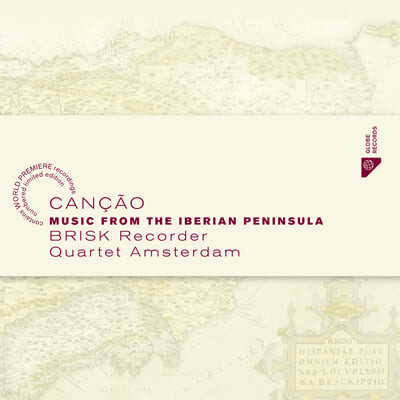 Brisk Recorder Quartet Amsterdam 이베리아반도의 리코더 사중주 (Cancao - Music From The Iberian Peninsula)
