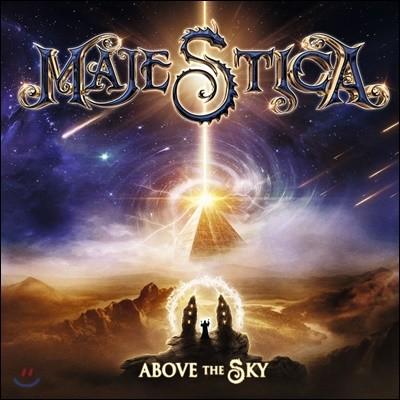 Majestica - Above The Sky 마제스티카 데뷔 앨범