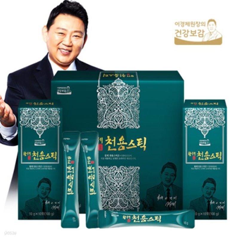 [이경제원장의 건강보감] 황제천용스틱 (10g*30포)