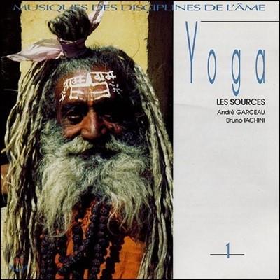 Andre Garceau & Bruno Iachini - Yoga Volume 1 Les Sources