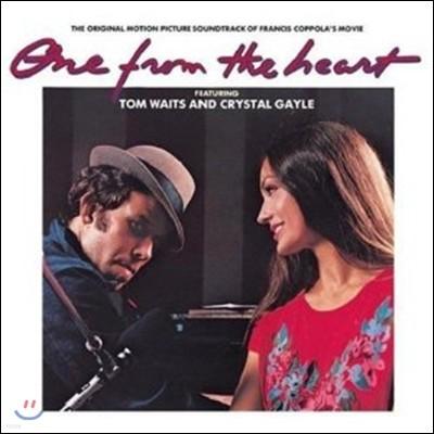 마음의 저편 영화음악 (One From The Heart OST by Tom Waits & Crystal Gayl 톰 웨이츠, 크리스탈 게일) [LP]