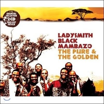 Ladysmith Black Mambazo - The Pure & The Golden