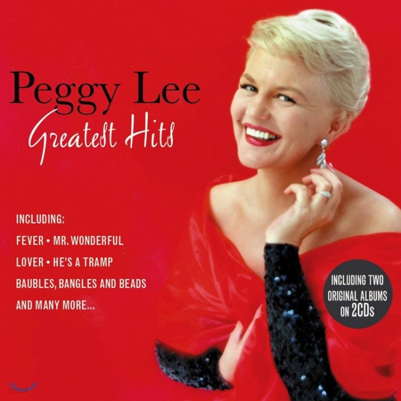 Peggy Lee (페기 리) - Greatest Hits