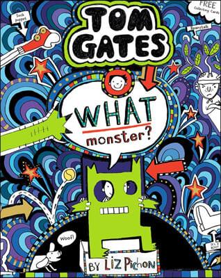 Tom Gates #15 : What Monster?
