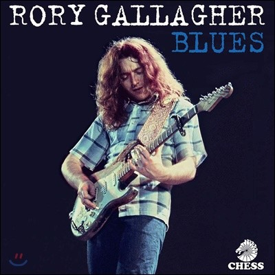 Rory Gallagher (로리 갤러거) - Blues