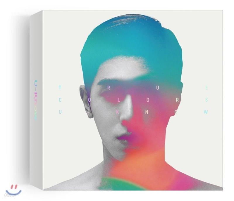 유노윤호 - 미니앨범 1집 : True Colors [스마트 뮤직 앨범(키노앨범)]