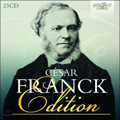 세자르 프랑크 작품집 (Cesar Franck Edition)