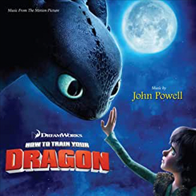 John Powell - How To Train Your Dragon (드래곤 길들이기)(10 inch Picture LP)