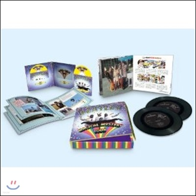 The Beatles - Magical Mystery Tour (Deluxe Boxset)