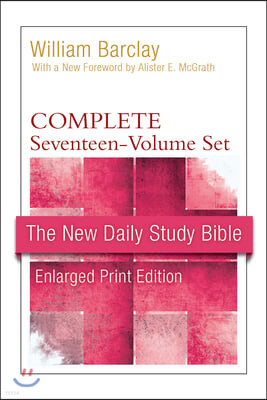The New Daily Study Bible, Complete Set