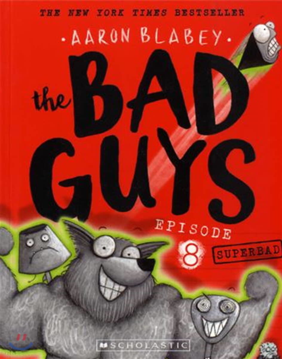 The Bad Guys #8: in Superbad