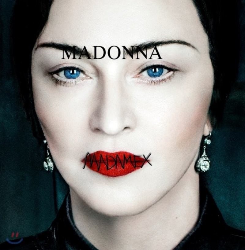 Madonna - Madame X 마돈나 정규 14집 [일반반]
