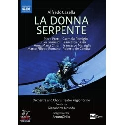 Gianandrea Noseda 알프레도 카셀라: 오페라