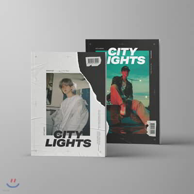 백현 (Baek Hyun) - 미니앨범 1집 : City Lights [Day 또는 Night 버전 중 1종 랜덤 출고]
