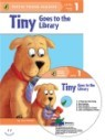 Tiny Goes to the Library (Book & CD)