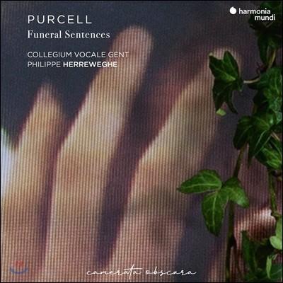 Philippe Herreweghe 퍼셀: 메리 여왕을 위한 장송 음악 (Purcell: Funeral Sentences)