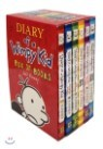 Diary of a Wimpy Kid #1-6 Set