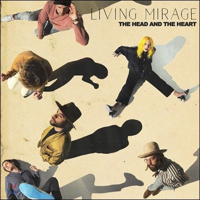 The Head and the Heart (더 헤드 앤 더 하트) - Living Mirage [LP]
