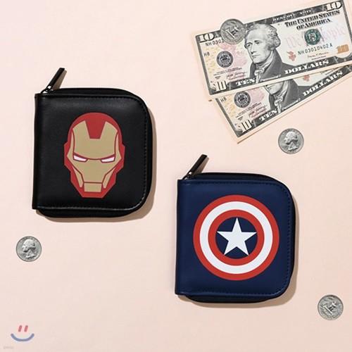 마블 히어로즈 지갑