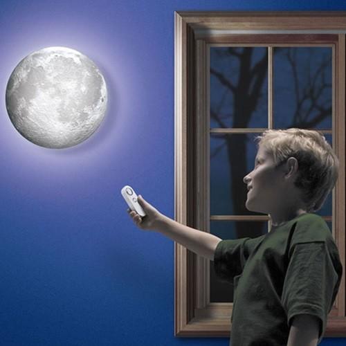 갓샵 루나 달 문라이트 무드등 조명 램프 보름달 슈퍼문 벽등 취침등 수면등