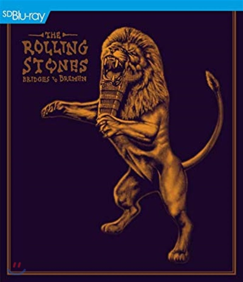 Rolling Stones - Bridges To Bremen 롤링 스톤즈 1998년 독일 라이브 [Blu-ray]