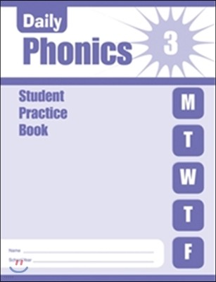 Daily Phonics Grade 3 : Student Practice Book