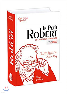 Le Petit Robert 2020 (+ Cle USB)